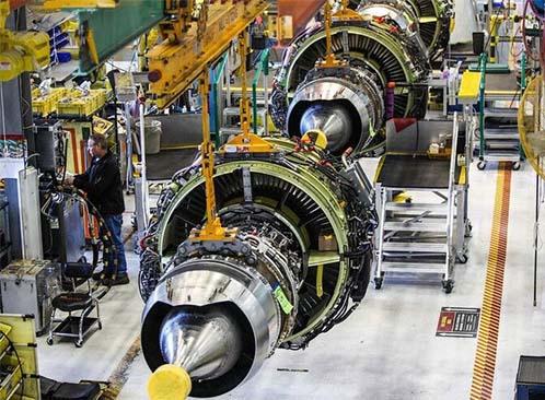 轴承在飞机中的运用
