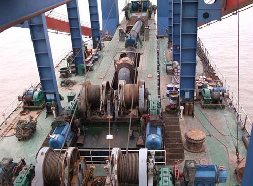 轴承在轮船中的应用
