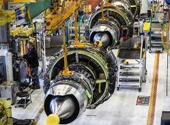 飞机制造过程离不开轴承