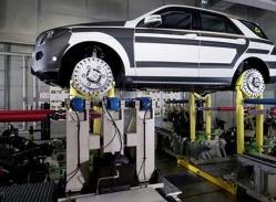 汽车中轴承的运用